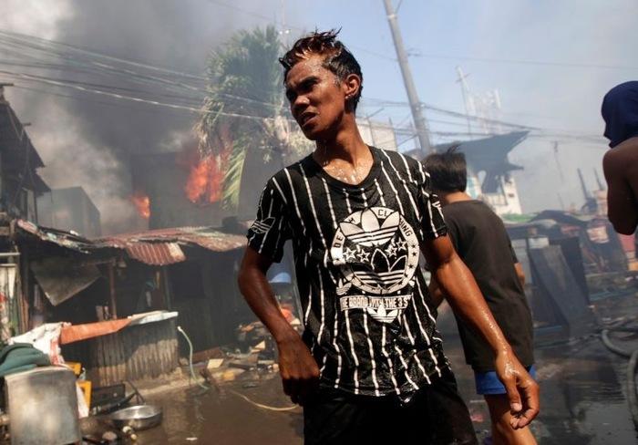 Филиппины трущобы Трущобы, Жизнь, Бедность, Длиннопост