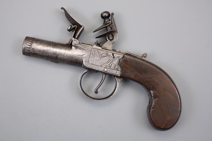 Маленькая смерть в кармане или к вопросу о Дерринджерах Пистолеты, Дерринджер, Оружие, Длиннопост