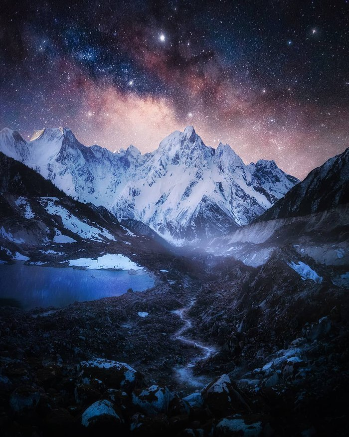 Звёздное небо и космос в картинках - Страница 30 1563003139163863010