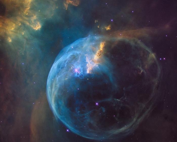 Звёздное небо и космос в картинках - Страница 33 1563388733171525115