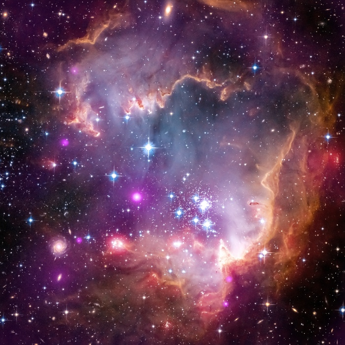 Звёздное небо и космос в картинках - Страница 33 1563388832119253735