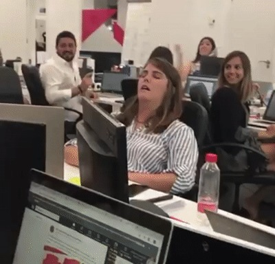 Не спите на работе