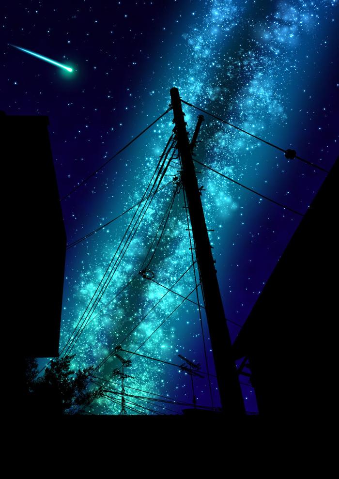Звёздное небо и космос в картинках - Страница 36 1565448506134379173