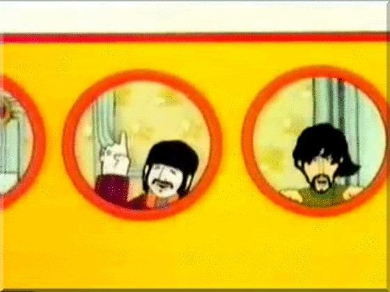 Учись, пока Пикабу жив. Елоу сабмарин - это.. The Beatles, Косяк, Гифка, Видео, Длиннопост, Комментарии на Пикабу