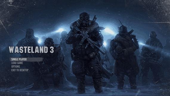 Wasteland 3: вышла альфа версия Wasteland 3, Wasteland, RPG, Ролевые игры, Видео, Гифка, Длиннопост