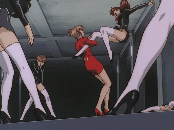 Идеальная боевая хореография