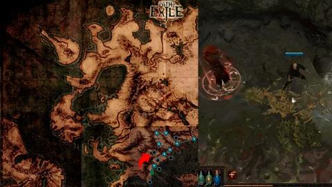 Сюжет и лор Path of Exile - Первый акт, часть 1 Path of Exile, Лор вселенной, Видео, Длиннопост, Компьютерные игры, Гифка