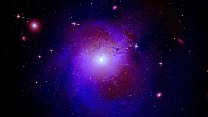 Звёздное небо и космос в картинках 1570473570120483199