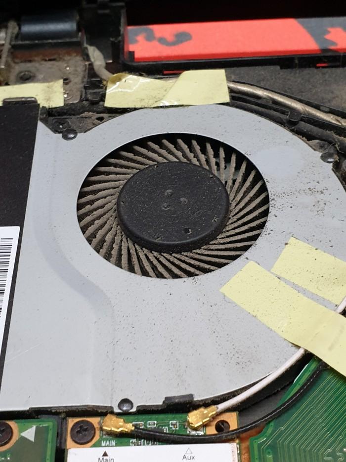 "Ремонт ноутбука Asus x550lc после ""недомастера"". Ремонт ноутбуков, SSD, Объявление, Длиннопост"