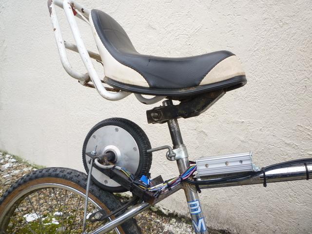 Электровелосипед 50 км/ч своими руками за три копейки Длиннопост, Видео, Электровелосипед, Своими руками
