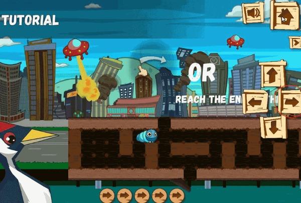 Постмортем таймкиллера про дятла Angry Pecker Race Gamedev, Мобильные игры, Инди-Разработка, Игры на андроид, Релиз, Гифка, Длиннопост