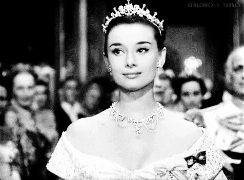Последняя принцесса Голливуда Cat_cat, История, Длиннопост, Одри Хепберн, Красота, Голливуд, Искусство, Фильмы, Гифка