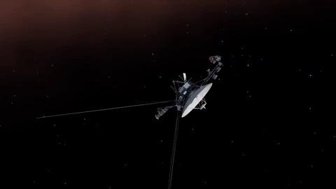 «Вояджер» снова не покинул Солнечную систему — и СМИ снова об этом не узнали Вояджер, Копирайт, Без рейтинга, Астрономия, Гифка, Длиннопост