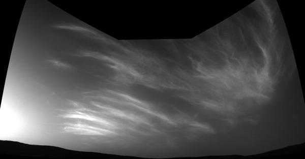 """В атмосфере Марса обнаружена """"немыслимая"""" кислородная аномалия Космос, Марс, Атмосфера, Кислород, Загадка, Гифка, Длиннопост"""