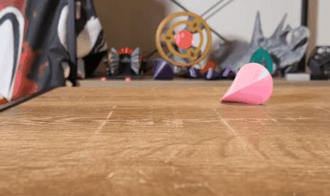 Интересные геометрические фигуры. Орбиформы. Воблер, Яндекс Дзен, Гифка, Длиннопост, Геометрия, Интересное, Видео