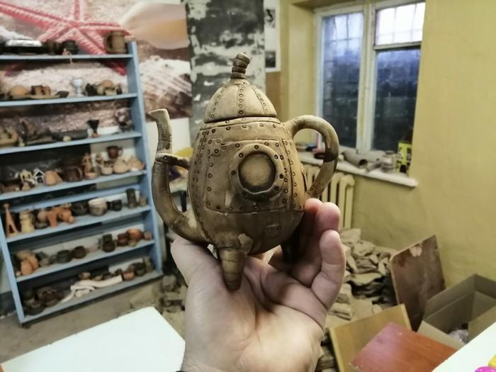 Чайников пост 1 Керамика, Чайная культура, Чайник, Чайная церемония, Ручная работа, Глина, Рукоделие без процесса, Длиннопост