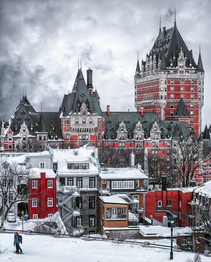 Канада,Квебек