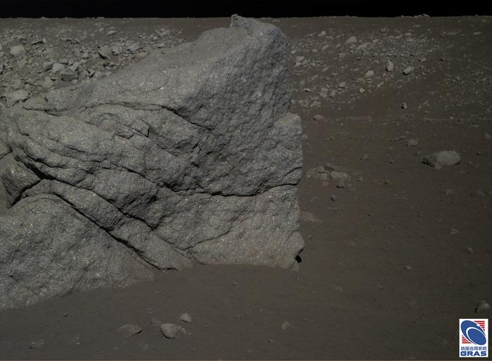 Фотографии с обратной стороны Луны Луна, Чанъэ-4, Фотография, Длиннопост
