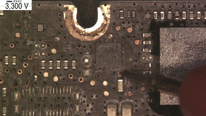 Таких ремонтов вы ещё не видели. Макбук про 13 искупался в бассейне. Часть 2 Ремонт техники, Залитик, Macbook, Пайка, Мат, Видео, Длиннопост, Гифка