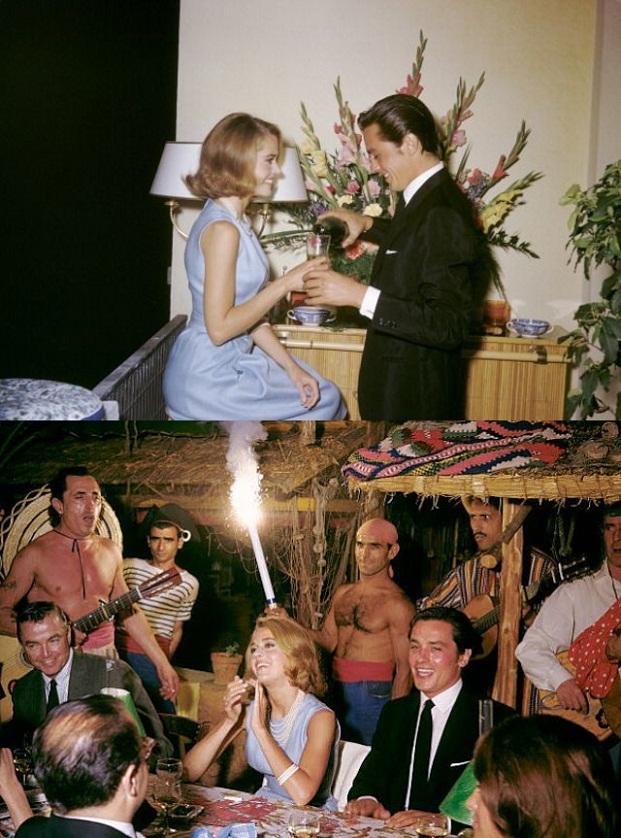 Малоизвестные фото знаменитостей #67 Знаменитости, Фотография, Интересное, Старое фото, Длиннопост