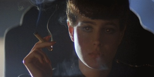 Blade Runner Фильмы, Бегущий по лезвию, Гифка