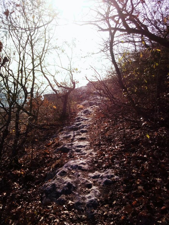 Поход выходного дня Крым, Путешествия, Поход, Длиннопост