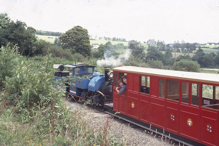 Самые маленькие общественные железные дороги