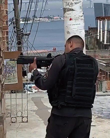 Обычный день в Бразилии
