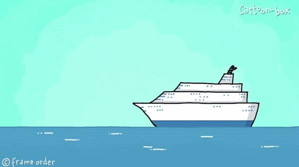 Фокусник на корабле