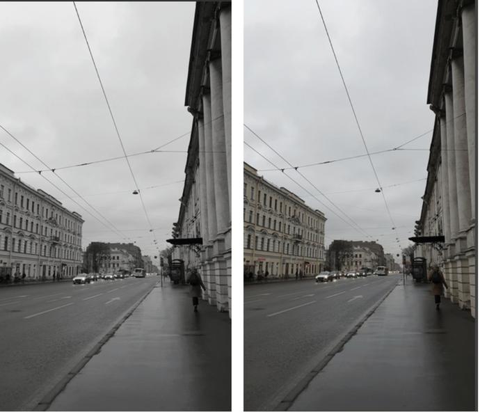 Почувствуйте разницу между черно-белой и цветной фотографией Петербурга