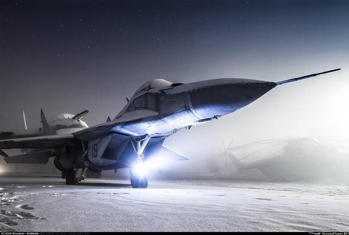 МиГ-29КВП