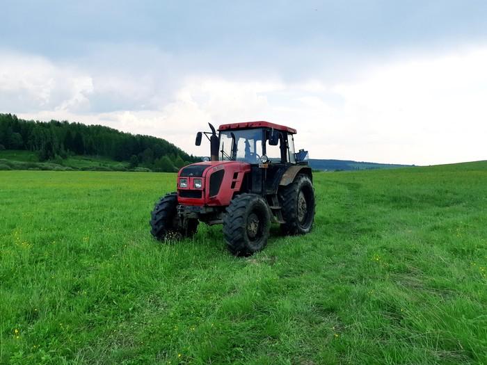 Быстрый экскурс по тракторам Сельское хозяйство, Село, Трактор, Видео, Длиннопост