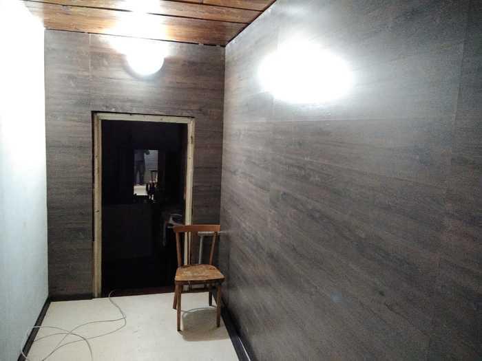 Отделка стен ламинатом Ремонт, Гкл, Своими руками, Стена, Ламинат, Видео, Длиннопост