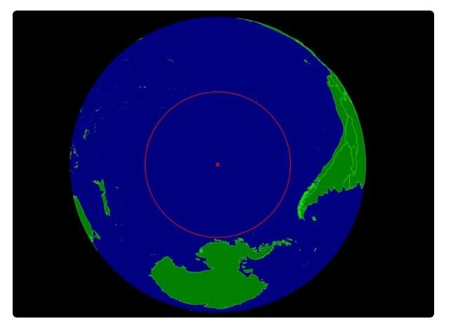Точка Немо - самое изолированное место на Земле