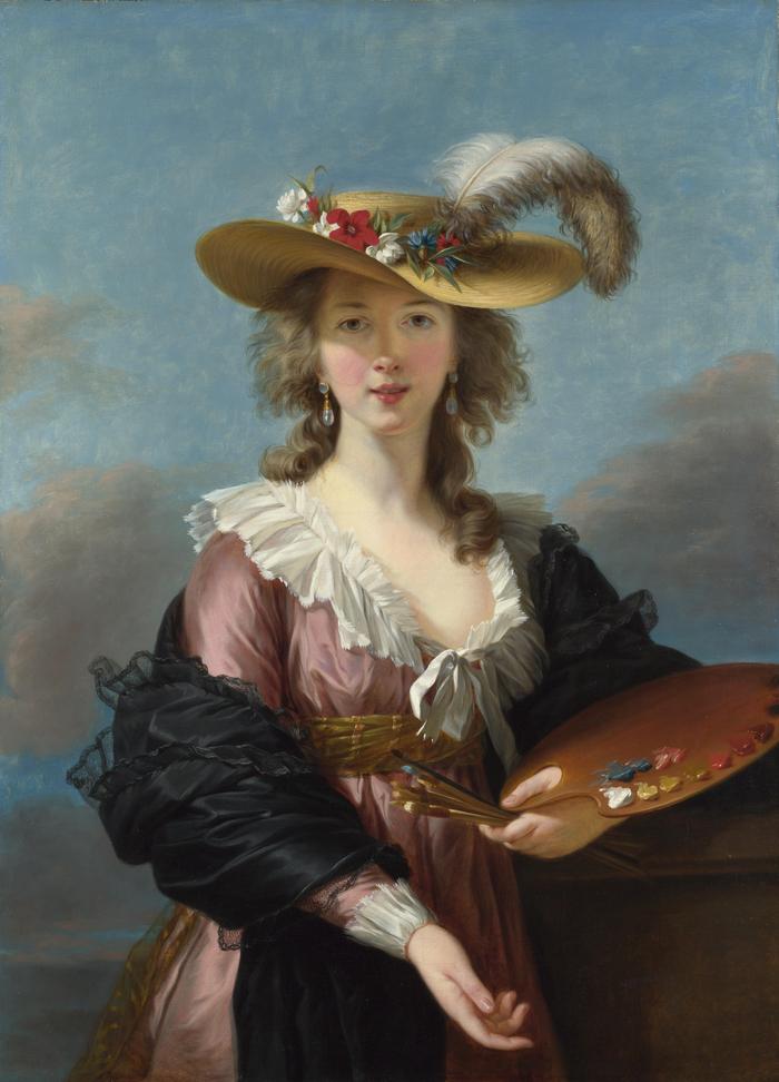 Элизабет Виже-Лебрен, любимица королей