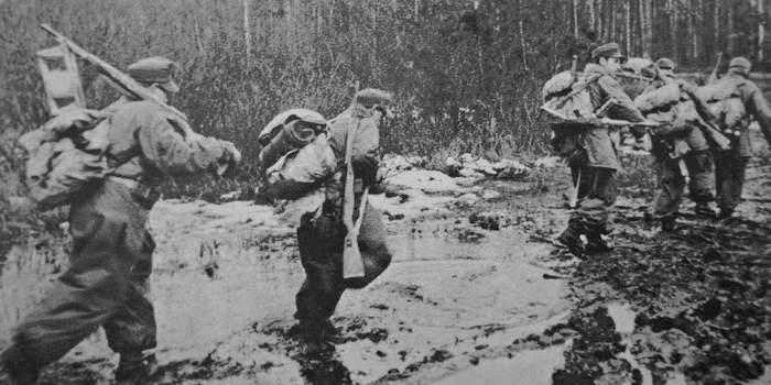 Балатонские храбрецы: как советские артиллеристы остановили немцев История, Армия, Война, Великая Отечественная война, Длиннопост