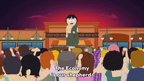 ЧТО ВООБЩЕ ПРОИСХОДИТ и как так вышло Экономика, История, Кризис, Рецессия, Коронавирус, Опек, Капитализм, Длиннопост, Гифка, Видео