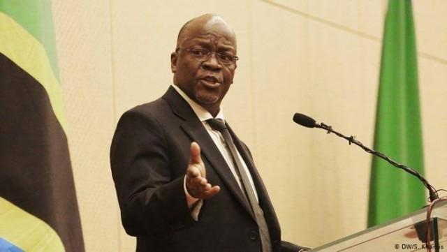 Президент Танзании тот ещё шутник