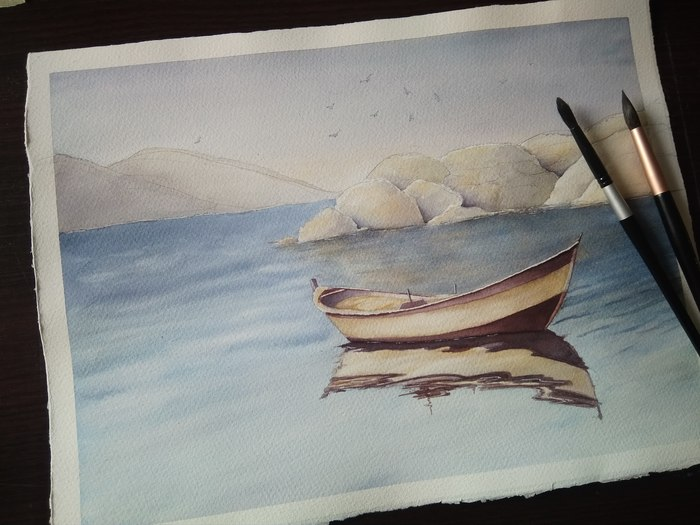 Рисую как могу