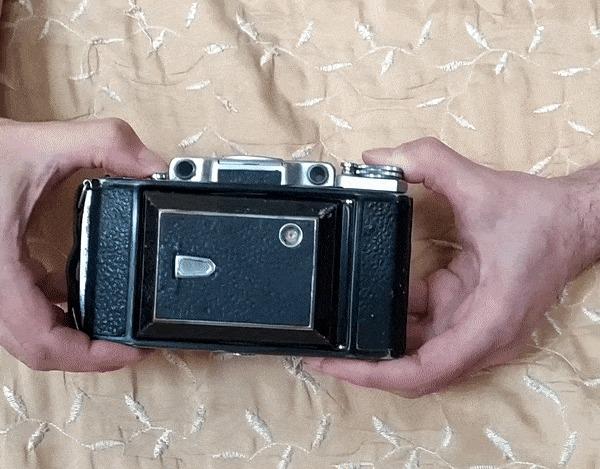 Старый фотоаппарат Фотоаппарат, Советские фотоаппараты, Красная пленка, Фотография, Длиннопост, Гифка