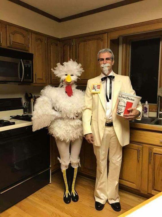 Фанаты KFC