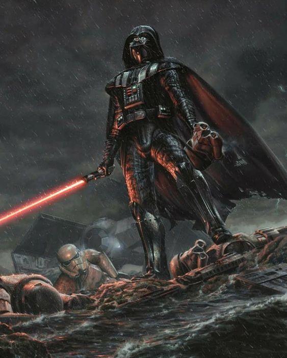 Тёмный полководец