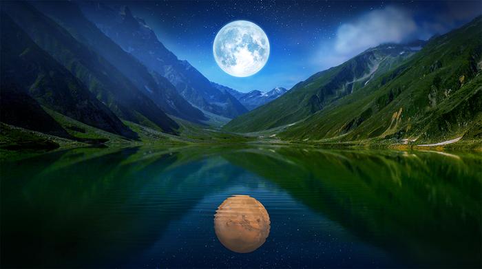 Звёздное небо и космос в картинках - Страница 22 1594633695110972276