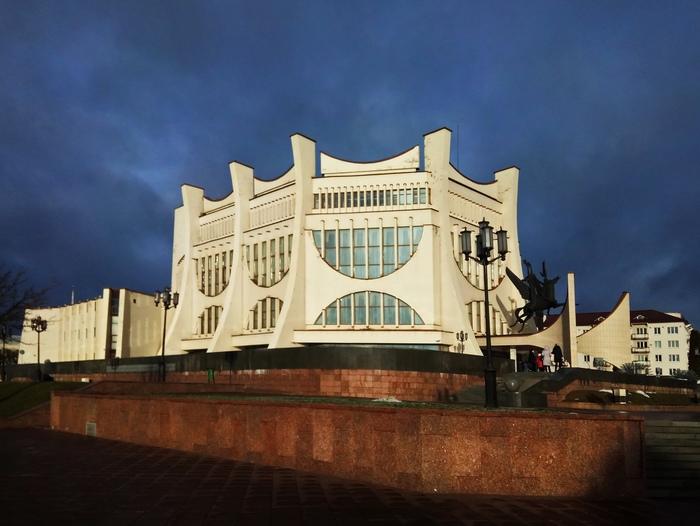 Гродненский областной драматический театр