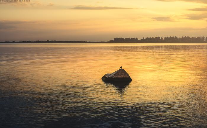 Остров для одного)