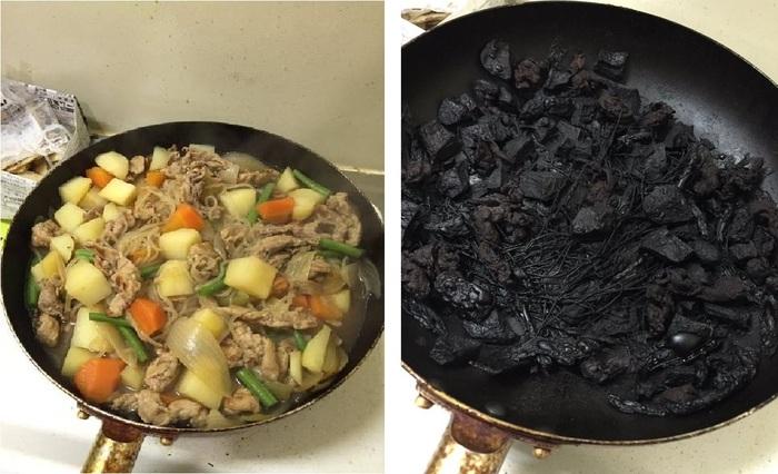 Как сжечь тысячи калорий за несколько минут? Просто доверьте готовку мне