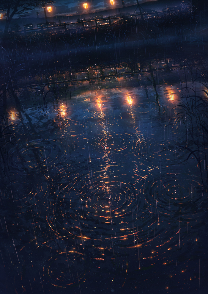 Дождь