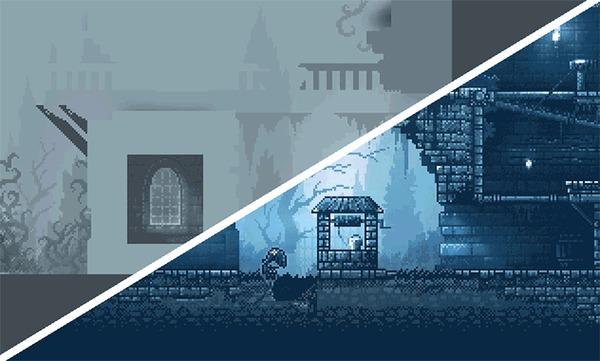 Inmost — как игра менялась за три с лишним года разработки и как устроена сейчас (часть1) Inmost, Gamedev, Pixel Art, Инди, Гифка, Видео, Длиннопост