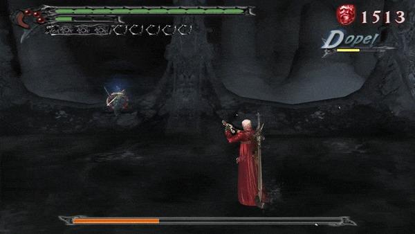 Как устроен дизайн босса: Вергилий из Devil May Cry 3 Xyz, Игры, Gamedev, Дизайн, Devil May Cry, Персонажи, Создание персонажа, 3D, Гифка, Длиннопост
