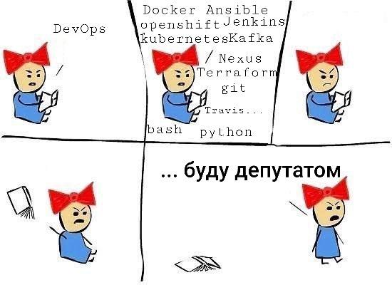 0 урок DevOps